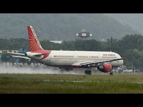 Air India plane makes emergency landing at IGI Airport in Delhi