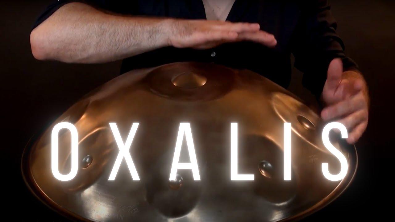 LOMBARDO handpan - Oxalis scale