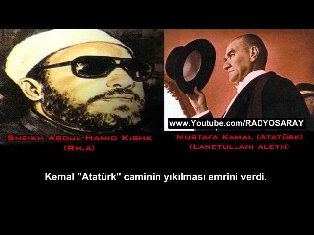 Sheikh Abdul-Hamid Kishk - Kemal Atatürk kimdir?