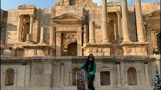 Jerash   Jordan 🐪 Great city of the DECAPOLIS