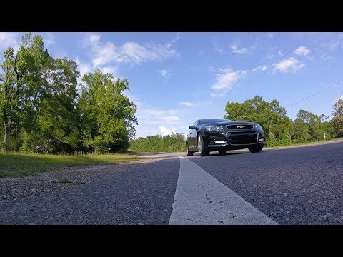 vlog 18 18 Chevy SS drive by and the 80D is back!!