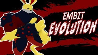 EMBIT FINAL EVOLUTION | LOOMIAN LEGACY EVOLUTIONS ROBLOX | iBeMaine