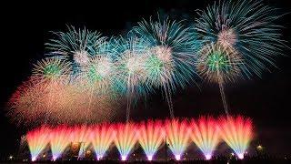 【4K】2019 大曲の花火 大会提供「令和祝祭」♪