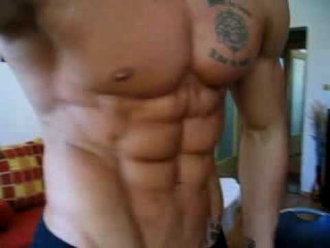 Muscle Worship Love ABS & Chest !!