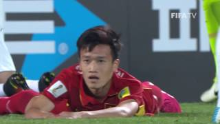 Video Gol Pertandingan Vietnam U-20 vs New Zealand U-20