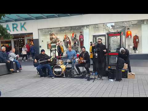 keywest - 2018 , street band , live music, in liverpool. New best music