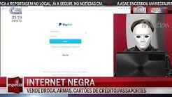 Crimes na Net Grande Reportagem Sobre o Submundo da Internet Negra