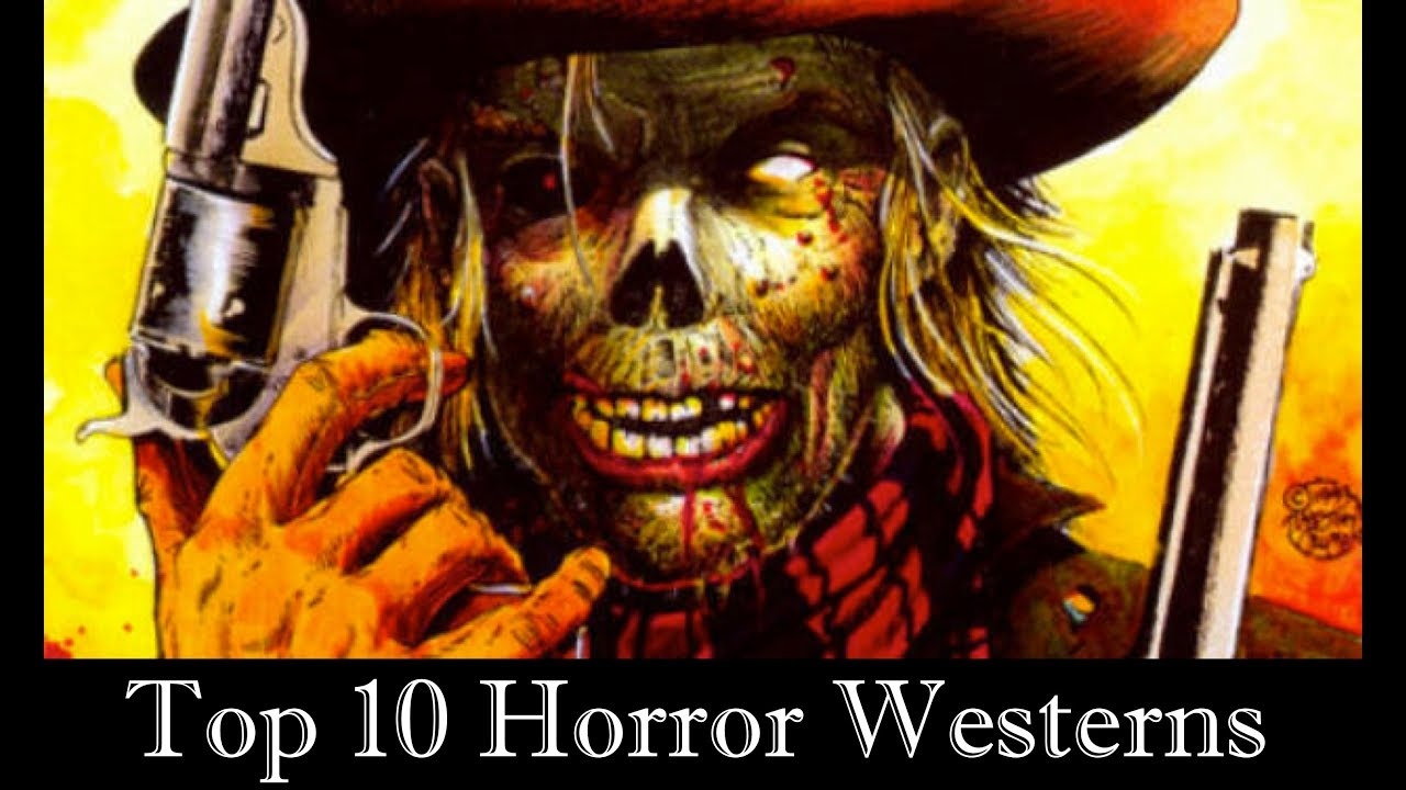 Download Top 10 Tuesdays: Top 10 Horror Westerns