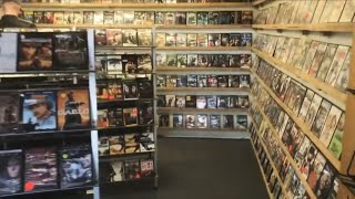 A Resurgence! New Video Rental Store!