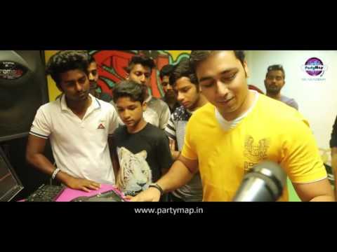 DJ A.Sen at PartyMap Andheri