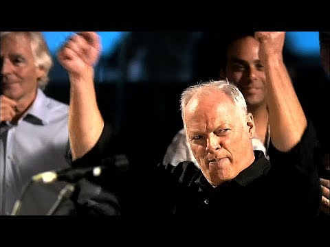 Collection of speeches by David Gilmour and Richard Wrigcht with the band 2006-2007