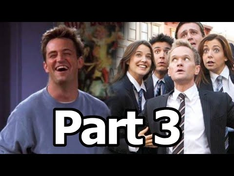 Why How I Met Your Mother Is Better Than Friends│Part 3: Comedy & Culture