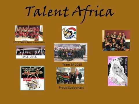 TALENT AFRICA slide show