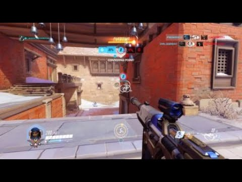 Calculated Anna Nade [Overwatch POTG]