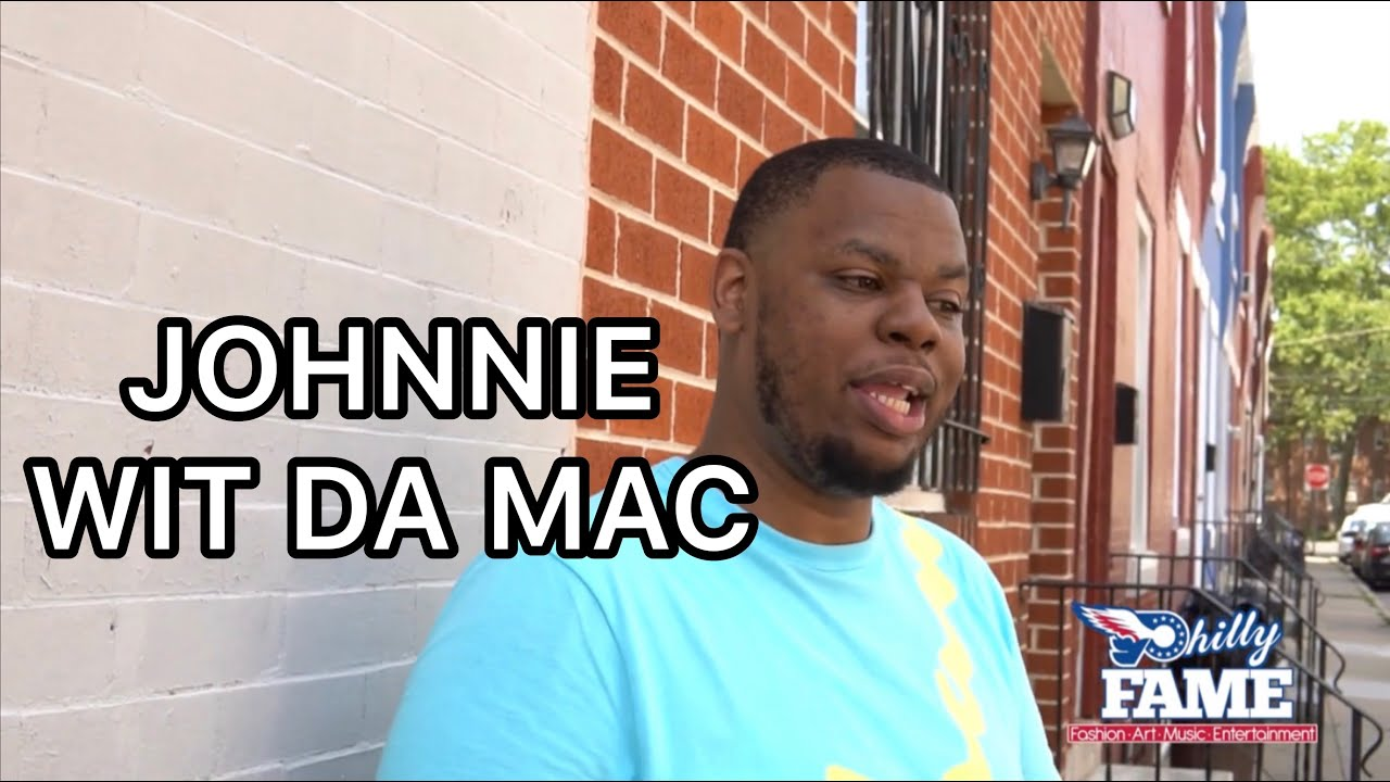 Johnnie Wit Da Mac Reflects on Past Street Life