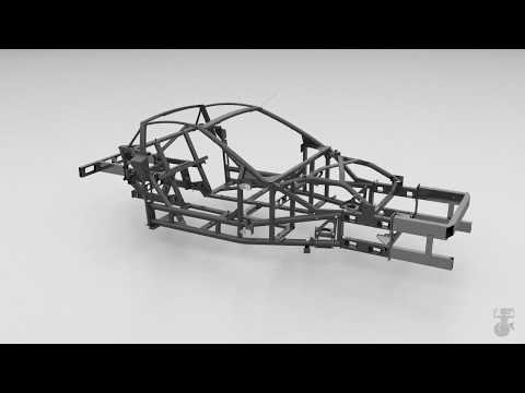 TVR Griffith iStream Carbon