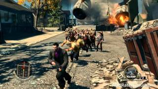 Saints Row 3 Zombies