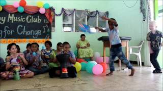 Be Happy Music Club - Playing for Change Day 2016