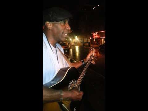 Asheville NC Street Musician