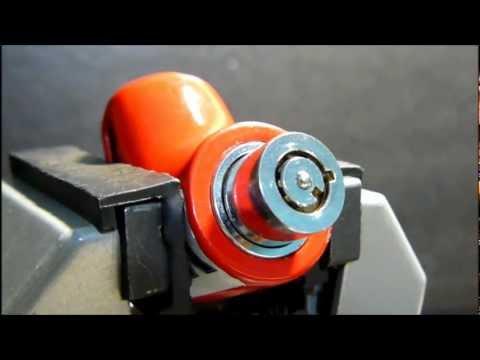 Взлом отмычками VIRO   Viro Tubular lock 7 pins (omegared lockpicking, a Viro tubular lock 7 pins)