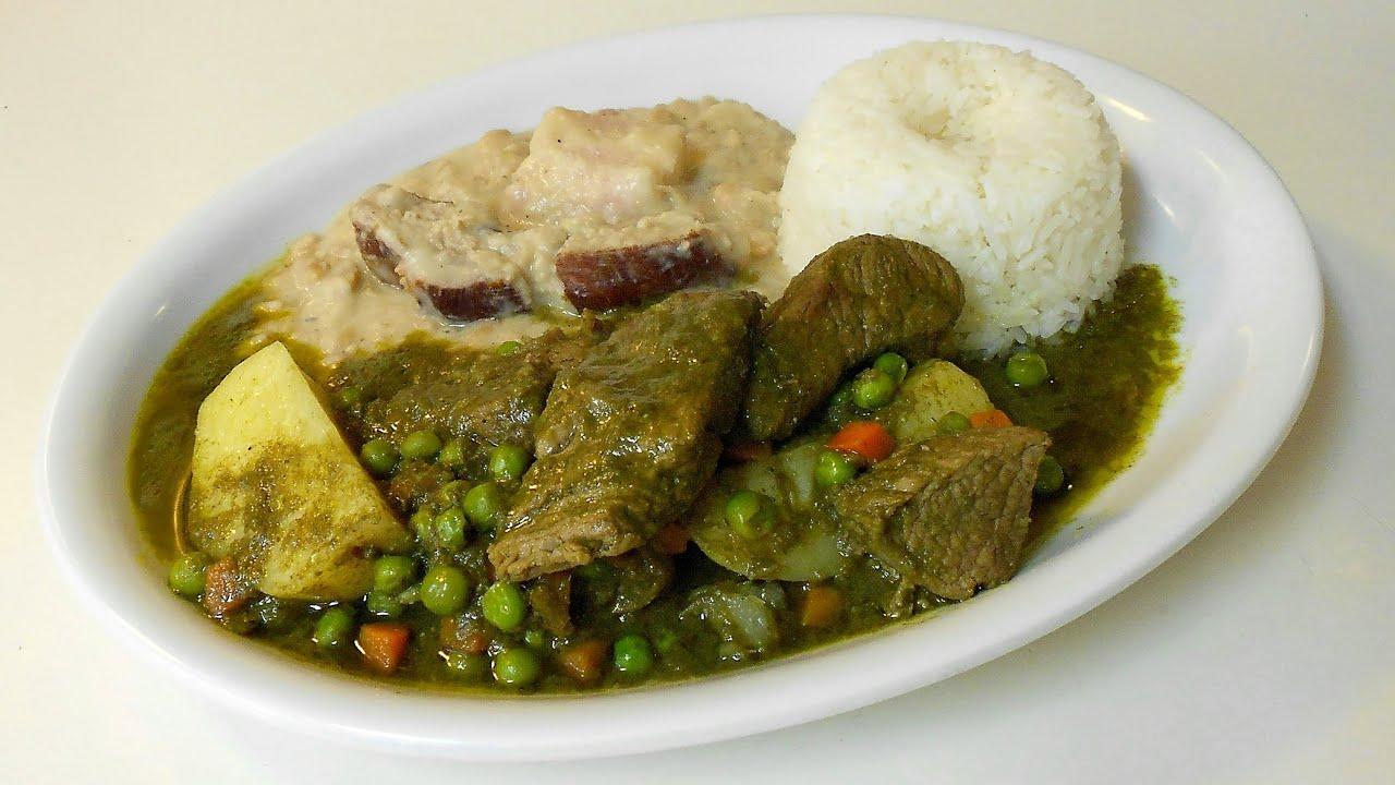 como hacer estofado de carne peruano