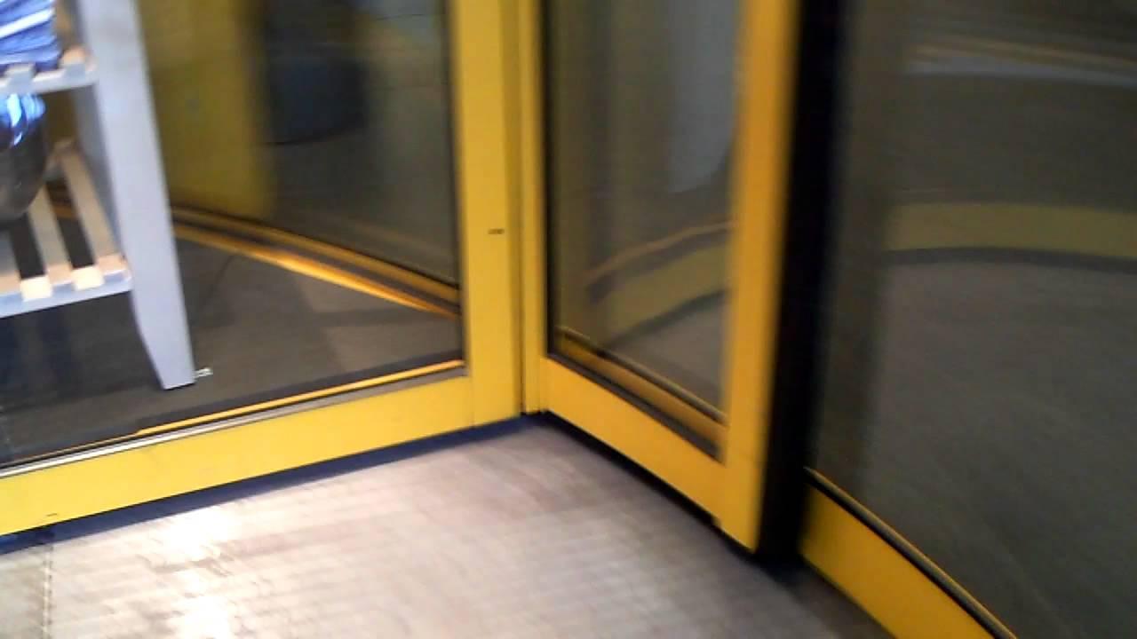 3 Rotating Doors @ Ikea In Haarlem