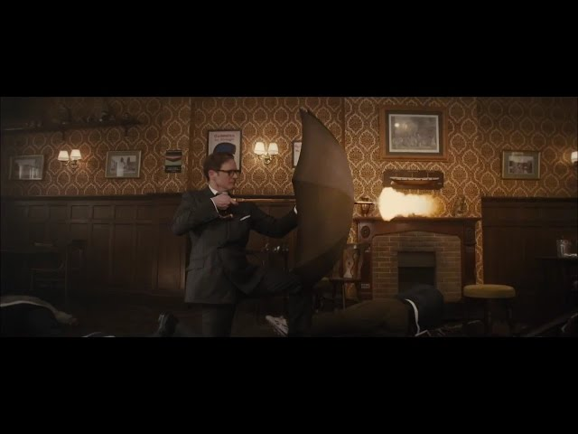 Kingsman: The Secret Service - Official Trailer #2