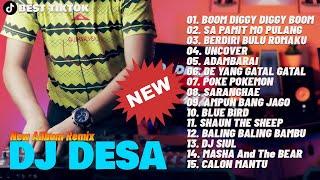 DJ REMIX TERBARU FULL ALBUM 2020 DJ DESA 🎧    THE BEST REMIX    BEST OF TIKTOK BOOM DIGGY DIGGY BOOM