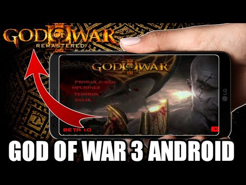 GOD OF WAR 3 ANDROID APK DOWNLOAD LITE PARA HIGHLY COMPRESSED WITH GAMEPLAY  PROOF