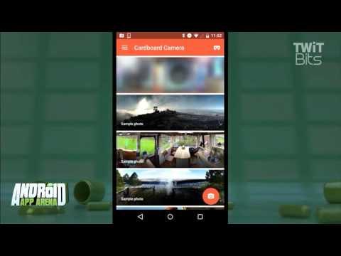Google Cardboard Camera: Android App Arena 75