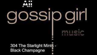 The Starlight Mints - Black Champagne