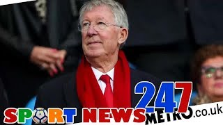 Sir Alex Ferguson to return to the Man Utd dugout for clash vs BayernMunich