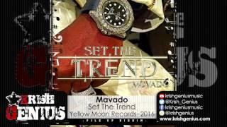 Mavado - Set The Trend [Pile Up Riddim] April 2016
