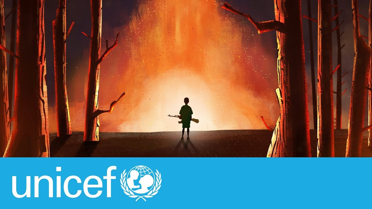 Just a reminder > A soldier at 14 | UNICEF