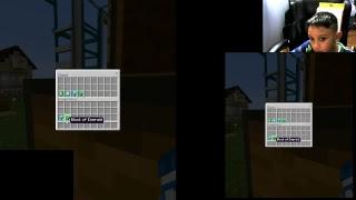 Minecraft gameplay creative mode