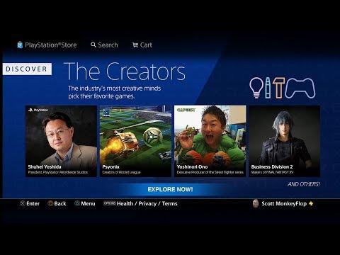 Shuhei Yoshida Favorite PS4 GAMES?! President PlayStation Worldwide Studios Gaming Advice
