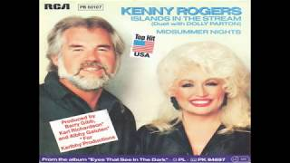 Kenny Rogers Duet with Dolly Parton - Islands In The Stream (1983) HQ