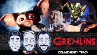 Gremlins Commentary Track