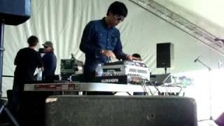 Nosaj Thing- Aquarium (live) Decibel Festival 2010