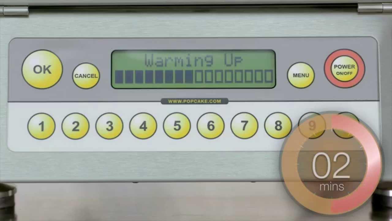 4c20279e0f2 POPCAKE Pancake Machine - Simple   Healthy   Versatile   Quick - YouTube