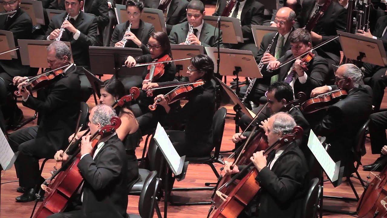 H. Villa-Lobos: Madona  - Orquestra Sinfônica da UFRJ - Regência: Roberto Duarte