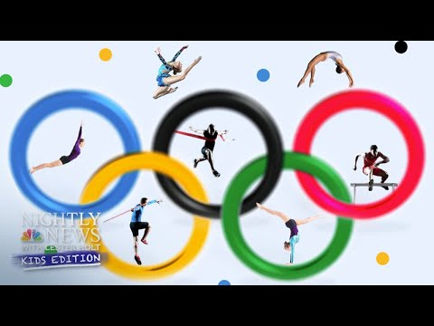 Olympics: Meet The Athletes On Team USA | Nightly News: Kids Edition
