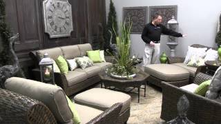 Lane Venture Cameroon Outdoor Patio Furniture Overview