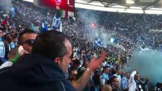 Roma LAZIO 0 -1 Derby Coppa Italia del 26.05.2013 gol Lulic