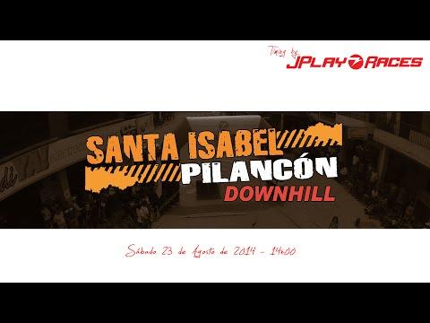Downhill Pilancon 2014 - Santa Isabel