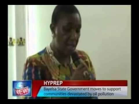 Bayelsa State Government Moves to Support Communities Devastated by Oil Pollution