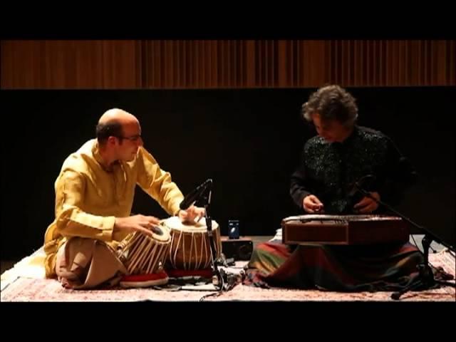 Raga Charukeshi, santoor & tabla