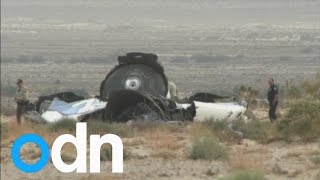 Virgin Galactic crash investigation finds pilot training fell short
