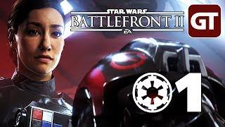 Thumbnail für das Star Wars: Battlefront 2 -  zur Story Let's Play