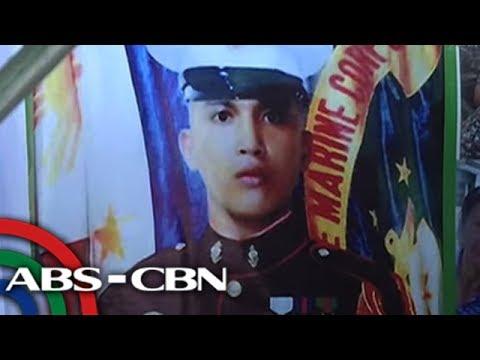 TV Patrol: Isa sa pinakabatang Marine na nasawi sa Marawi, binigyan ng Hero's Welcome